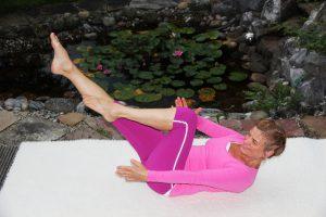 Pilates mit Beate Steger